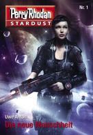 Uwe Anton: Stardust 1: Die neue Menschheit ★★★★