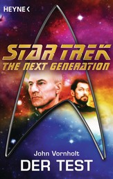 Star Trek - The Next Generation: Der Test - Roman