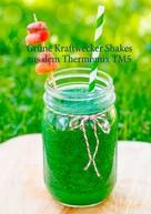 Melissa Marks: Grüne Kraftwecker Shakes aus dem Thermomix TM5 ★★★★