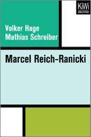 Volker Hage: Marcel Reich-Ranicki ★★★★★
