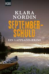Septemberschuld - Ein Lappland-Krimi