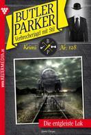Günter Dönges: Butler Parker 128 – Kriminalroman ★★★★
