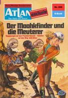 Marianne Sydow: Atlan 295: Der Maakhfinder und die Meuterer ★★★★★