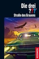 Kari Erlhoff: Die drei ??? Straße des Grauens (drei Fragezeichen) ★★★★★