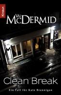 Val McDermid: Clean Break ★★★★