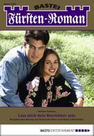 Juliane Sartena: Fürsten-Roman - Folge 2442 ★★★★★
