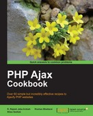 Milan Sedliak: PHP Ajax Cookbook