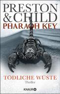 Douglas Preston: Pharaoh Key - Tödliche Wüste ★★★★