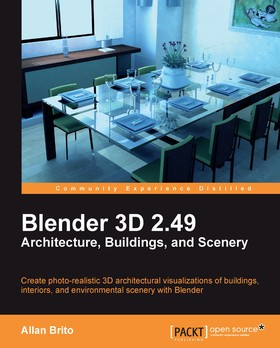 Blender 3D 2.49 Architecture, Buidlings, and Scenery