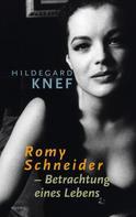 Hildegard Knef: Romy Schneider ★★★