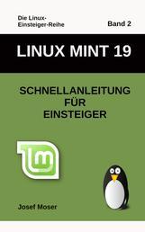Linux MInt 19 - Schnellanleitung für Einsteiger