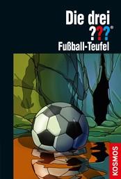 Die drei ??? Fußball-Teufel (drei Fragezeichen)