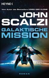 Galaktische Mission - Roman