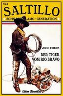 John F. Beck: Saltillo #1: Der Tiger vom Rio Bravo