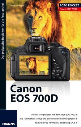 Foto Pocket Canon EOS 700D