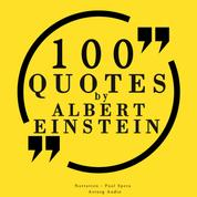 100 quotes by Albert Einstein