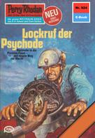 Ernst Vlcek: Perry Rhodan 924: Lockruf der Psychode ★★★★