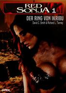 David C. Smith: RED SONJA, BAND 1: Der Ring von Ikribu ★★