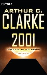 2001 - Odyssee im Weltraum - Roman