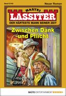 Jack Slade: Lassiter - Folge 2143 ★★★★