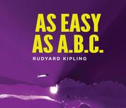 As Easy As ABC (Unabridged)