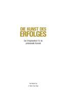 Paul Reinhold Linn: Die Kunst des Erfolges