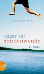 Sonnenwende - Roman