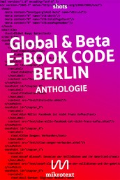 Global & beta - E-Book Code Berlin. Anthologie