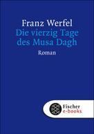 Franz Werfel: Die vierzig Tage des Musa Dagh ★★★★★