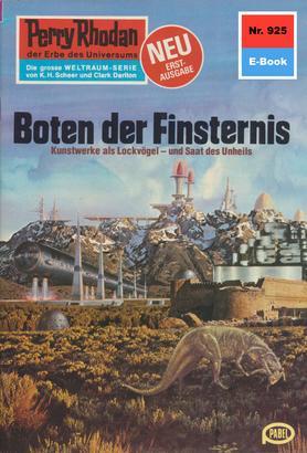 Perry Rhodan 925: Boten der Finsternis