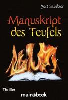 Bert Saurbier: Manuskript des Teufels ★★