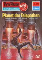 Clark Darlton: Perry Rhodan 910: Planet der Telepathen ★★★★★
