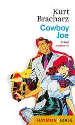 Cowboy Joe - Kriminalroman