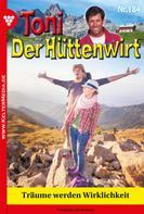 Frederike von Buchner: Toni der Hüttenwirt 184 – Heimatroman