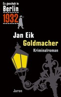 Jan Eik: Goldmacher ★★★★
