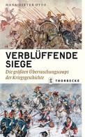 Hans-Dieter Otto: Verblüffende Siege ★★★★