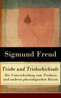 Sigmund Freud: Triebe und Triebschicksale - Die Unterscheidung vom Triebreiz und anderen physiologischen Reizen ★★★★★
