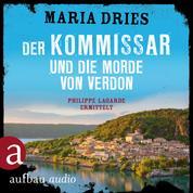 Der Kommissar und die Morde von Verdon - Kommissar Philippe Lagarde - Ein Kriminalroman aus der Normandie, Band 6 (Ungekürzt)