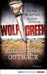 Wolf Creek - Höllisches Outback - Roman
