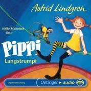 Pippi Langstrumpf - Ungekürzte Lesung