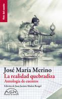 José María Merino: La realidad quebradiza
