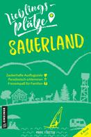 Maike Förster: Lieblingsplätze Sauerland