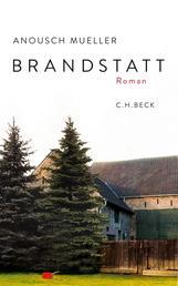 Brandstatt - Roman