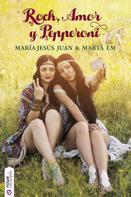 María Jesús Juan: Rock, amor y pepperoni