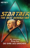 Kij Johnson: Star Trek - The Next Generation: Die Ehre des Drachen ★★★
