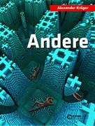 Alexander Kröger: Andere