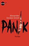 Alexander Gordon Smith: Panik ★★★★
