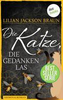 Lilian Jackson Braun: Die Katze, die Gedanken las - Band 29 ★★★★