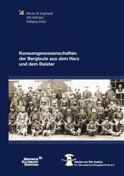 Konsumgenossenschaften der Bergleute aus dem Harz und dem Deister