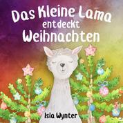 Das Kleine Lama Entdeckt Weihnachten